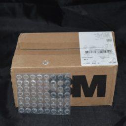 Nút đệm cao su 3M™ Bumpon™ Blister Pack SJ5312 Clear