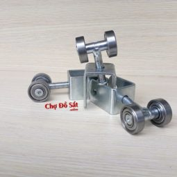Bánh xe u xoay cửa lùa CDS-159