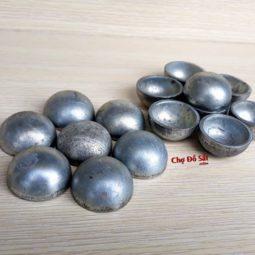 10 cái núm dù sắt làm cửa cổng giả gỗ CDS-243 năng bao nhiêu gram?