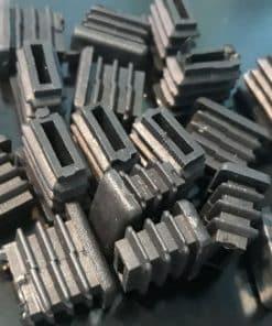 Nút nhựa chữ nhật 10x20 CDS-12038