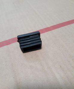 Nút nhựa dùng bịt đầu sắt / inox chữ nhật 10x20 loại A CDS-12549