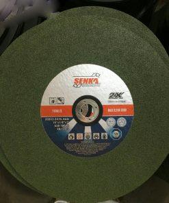 Đá cắt xanh INOX 350 x 3.0 x 25.4 mm SENKA SK-4135030 CDS-15292
