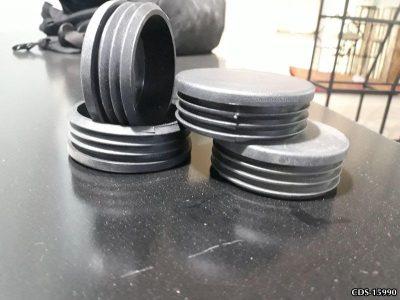 Bịt nhựa dùng cho sắt ống tròn đường kính Φ=60mm CDS-15990
